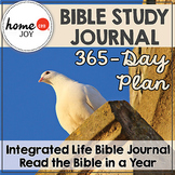 Bible Study - Read the Bible In a Year - Growing Bundle