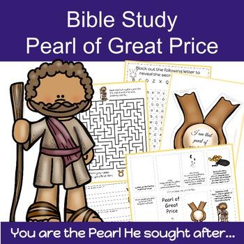 Bible Study: Pearl of Great Price- Matthew 13:45-46