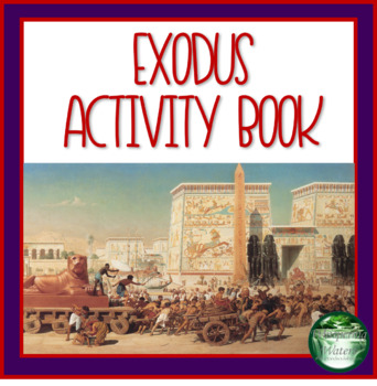 Bible Study Tools and Activities Workbook: Exodus