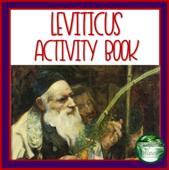 Bible Study Tools and Activities Workbook: Leviticus