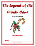Bible Study Unit: 'The Legend of the Candy Cane' by Lori Walburg