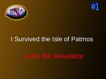Bible Survivor Game