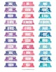 Bible Tabs {Printable Watercolor Tabs for Your Bible}