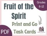 Bible Task Cards: Fruit of the Spirit