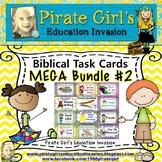 Bible Task Cards: MEGA Bundle #2