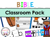 Bible Theme Classroom Pack