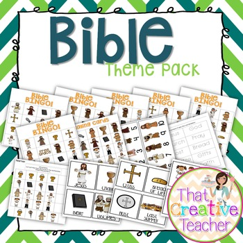 Bible Theme Pack