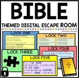 Catholicism Escape Room- Catholic Religion, Bible