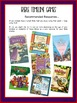 Bible Timeline Games and Three Part Cards Pack 3