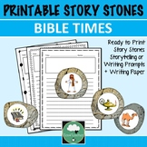 Bible Times STORY STONES Fun Storytelling and Writing Prompts