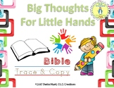 Bible Trace & Copy Packet