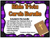 Bible Trivia Cards Bundle