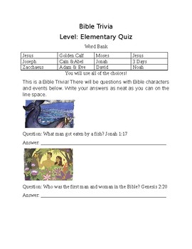 photo relating to Bible Family Feud Questions and Answers Printable Free referred to as Bible Trivia Worksheets Schooling Elements Academics Pay out