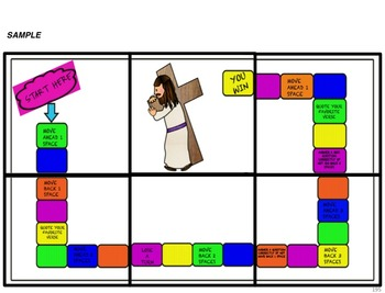 Bible Trivia Games with templates