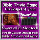 Bible Trivia Review Game The Gospel of John
