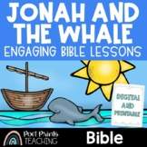 Jonah and the Whale Bible Unit