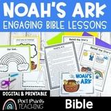 Noah's Ark, Bible Unit, Google Classroom