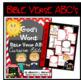 Bible Verse ABC's (God's Word Red Chevron, Cursive Edition)