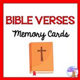 Bible Verse Memory Cards
