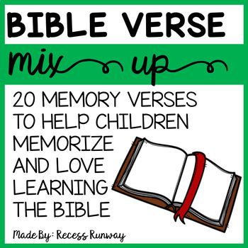 Bible Verse Mix Up