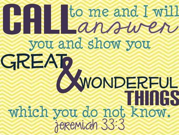 Bible Verse Posters for Classroom PART 2