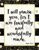 Bible Verse Posters to Encourage and Inspire {36 Chic & Glam Signs}