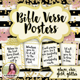 Bible Verse Posters to Encourage and Inspire {36 Chic & Gl