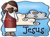 Bible Verse Teaching Posters Jesus is Alive Luke 24:23