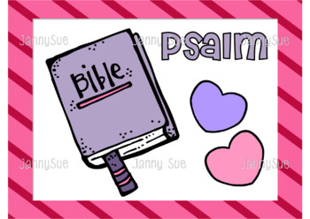 Bible Verse Teaching Posters Psalm 117:2