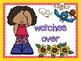Bible Verse Teaching Posters- The Lord watches over you Psalm 121:5