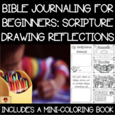 Bible Journaling and Books of the Bible Coloring {PK-K}