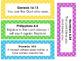 Bible Verse of the Week Bulletin Board Set. Preschool-Kindergarten Bible.