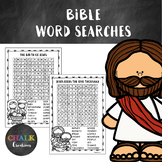 40 Bible Word Searches