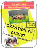 Bible Workbook- Primary