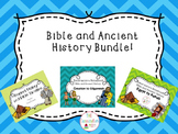 Bible and Ancient History Bundle (Interactive Notebook and