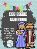 Bible characters/ God loves Families