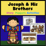 BIBLE ON A BUDGET: JOSEPH AND HIS BROTHERS for Preschooler