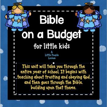 Bible Puppets Worksheets & Teaching Resources | Teachers Pay Teachers