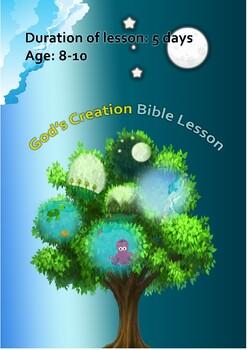 Bible study: God's Creation lesson