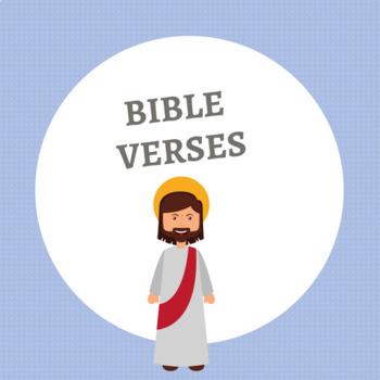 Bible verse of the week