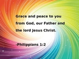 Bible verses for children