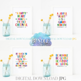 Bible verses posters bundle Vol. 19 - Christian inspiratio