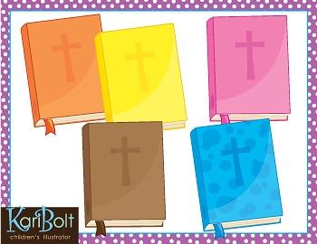 Bibles Clip Art