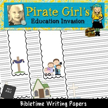 Bibletime Writing Papers