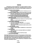 Biblical Backed Class Rules