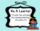 Biblical Classroom Rules Posters (Polka Dots Pastel) - TPT