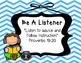 Biblical Classroom Rules Posters (Chevron Bright) - TPT Ki