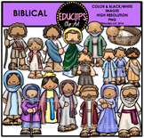 Biblical Clip Art Bundle