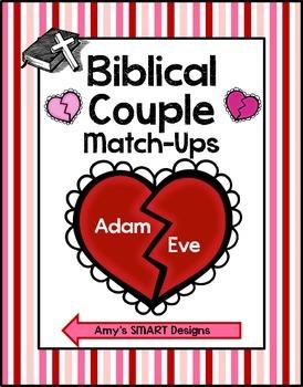 Biblical Couples Match-Up