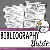 Bibliography Guide